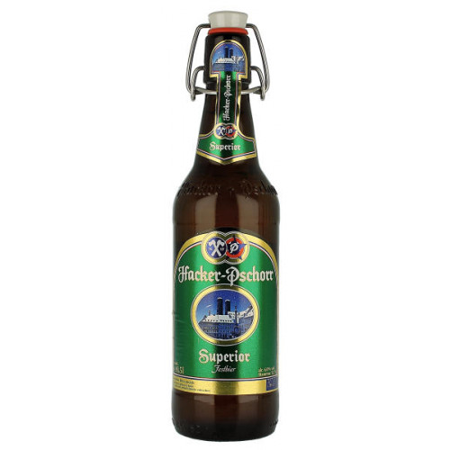 Hacker Pschorr Superior Festbier