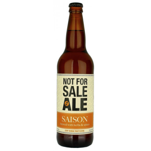 Half Moon Bay Not For Sale Ale Saison
