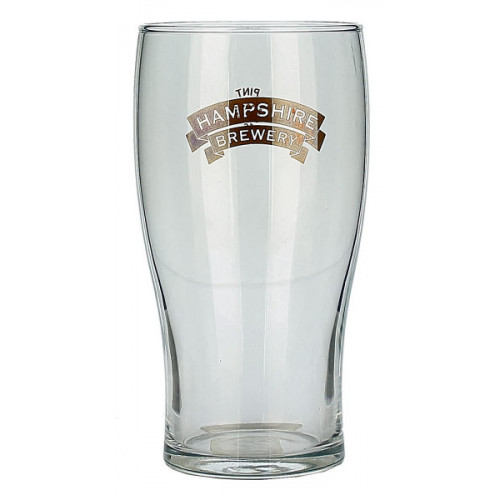 Hampshire Glass (Pint)