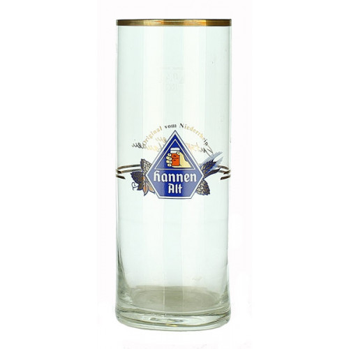 Hannen Stange Glass 0.4L