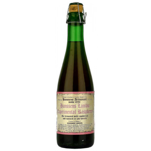 Hanssens Experimental Raspberry 375ml