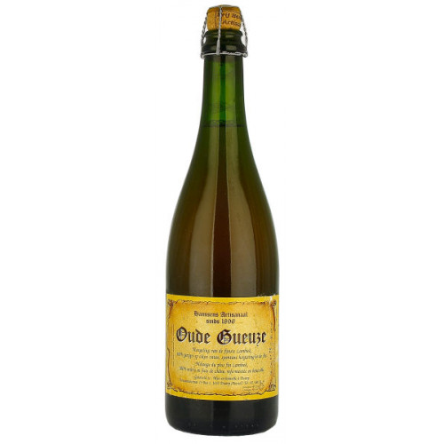Hanssens Oude Gueuze 750