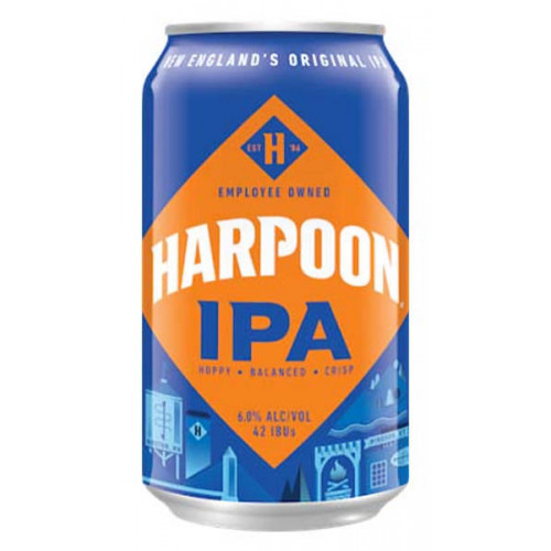 Harpoon IPA Can