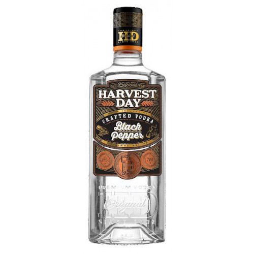 Harvest Day Black Pepper Vodka 700ml