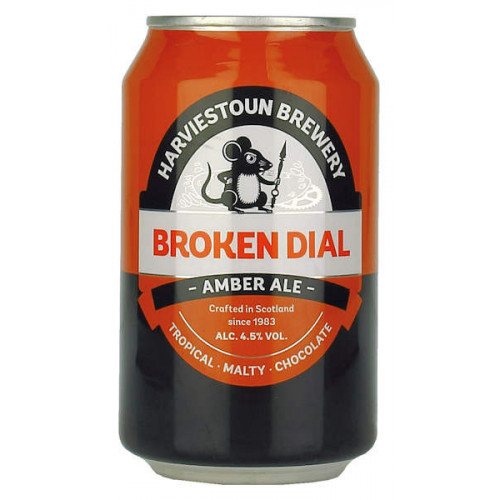 Harviestoun Broken Dial Can