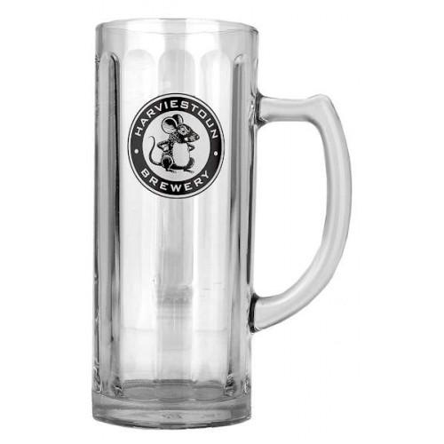 Harviestoun Tankard (Fluted) Glass (Pint)