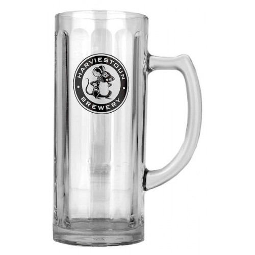 Harviestoun Tankard (Fluted) Glass (Pint)