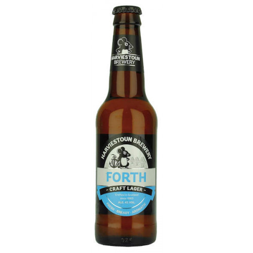 Harviestoun Forth Lager