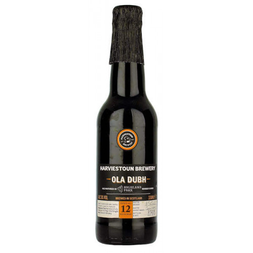 Harviestoun Ola Dubh 12 Year Old