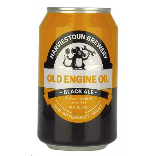 Harviestoun Old Engine Oil Can