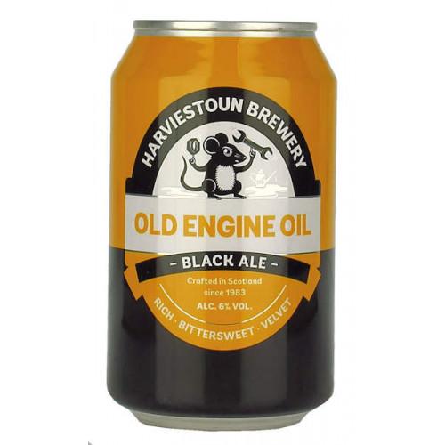 Harviestoun Old Engine Oil Can