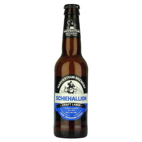 Harviestoun Schiehallion 330ml