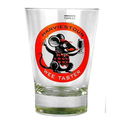 Harviestoun Taster Glass (1/3 Pint)