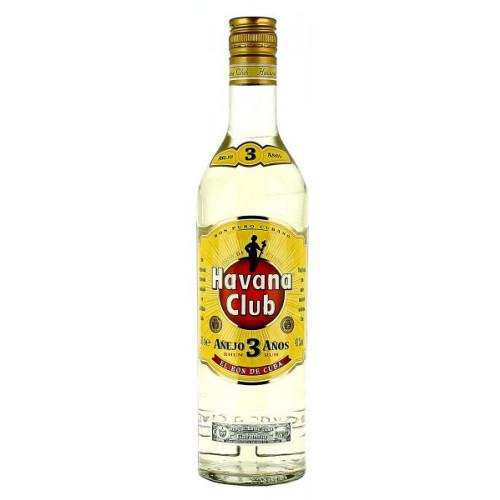 Havana Club 3 Year old