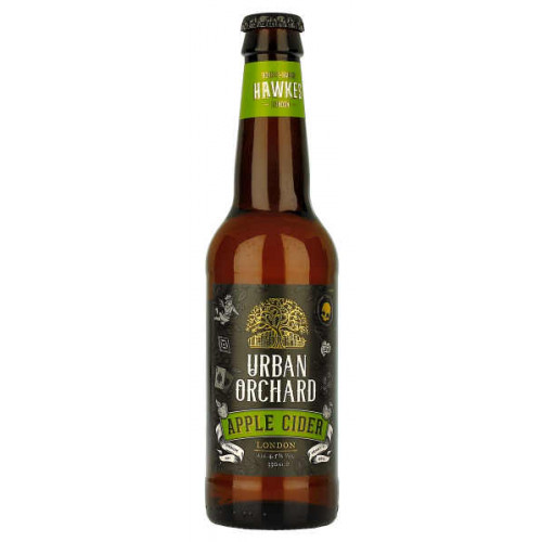 Hawkes Urban Orchard Apple Cider