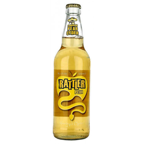 Healeys Cornish Rattler Pear Cider