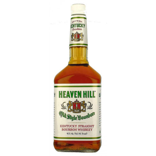 Heaven Hill Kentucky Straight Bourbon Whiskey 1 Litre