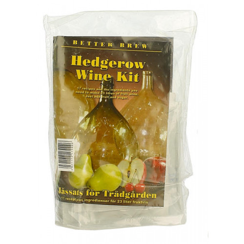 Hedgerow Wine Kit