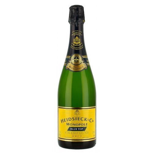 Heidsieck Monopole Blue Top Champagne
