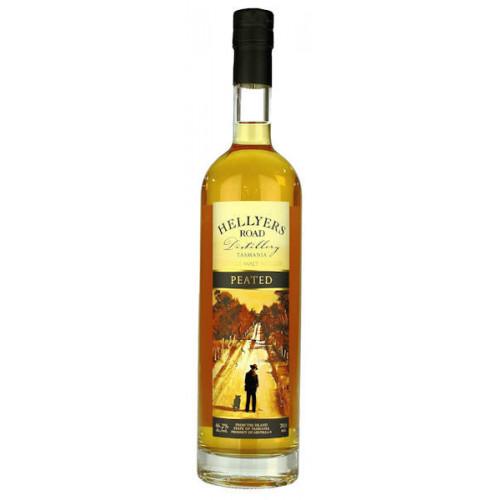 Hellyers Road Peated Tasmania Single Malt Whisky