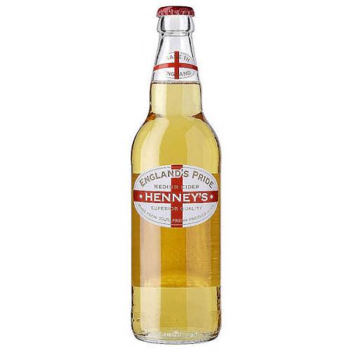 Henneys Englands Pride Cider