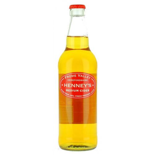 Frome Valley Medium Cider
