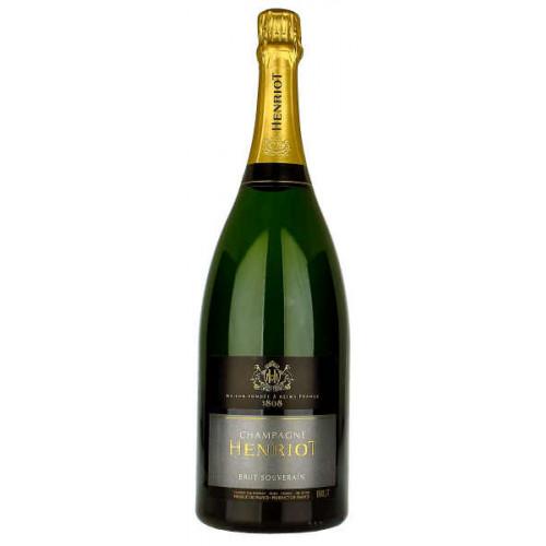 Henriot Brut Souverain Champagne Jeroboam 3 Litre