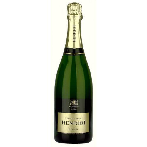 Henriot Demi-Sec Champagne