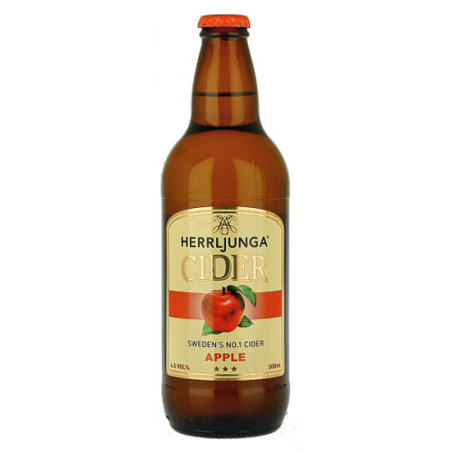 Herrljunga Apple Cider 500ml