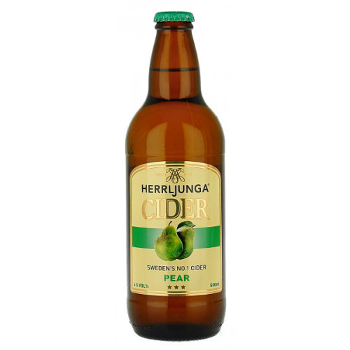 Herrljunga Pear Cider 500ml