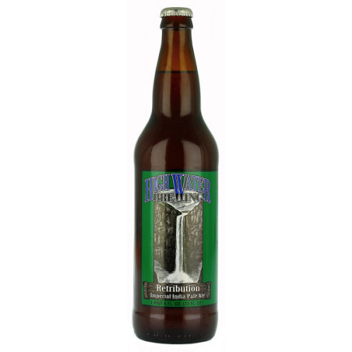High Water Retribution Imperial India Pale Ale