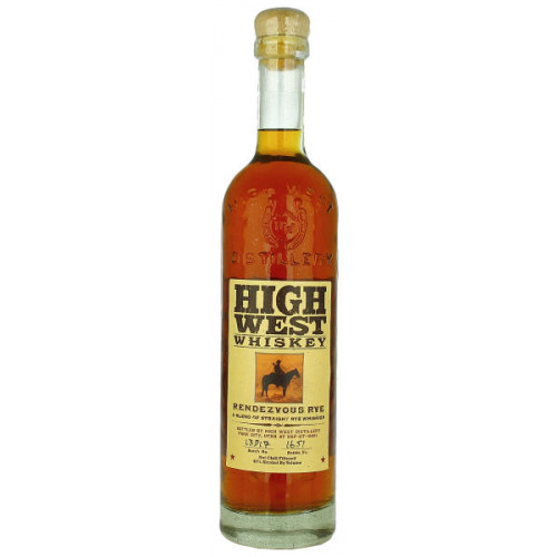 High West Rendezvous Rye Whisky