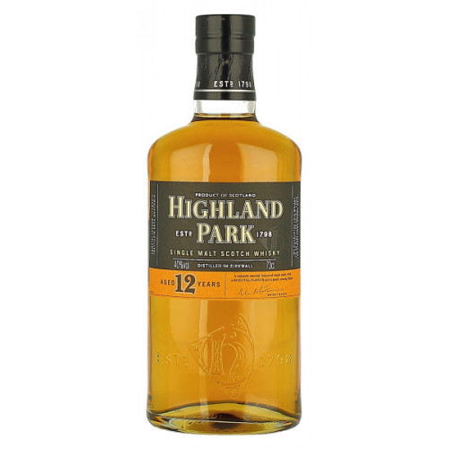 Highland Park Single Malt Aged 12 Years
