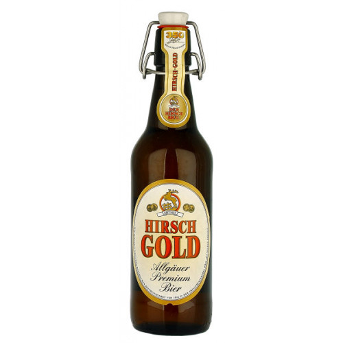 Hirschbrau Hirsch Gold