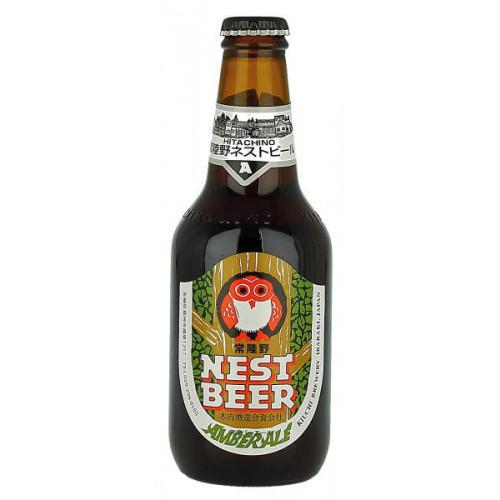 Hitachino Nest Amber Ale