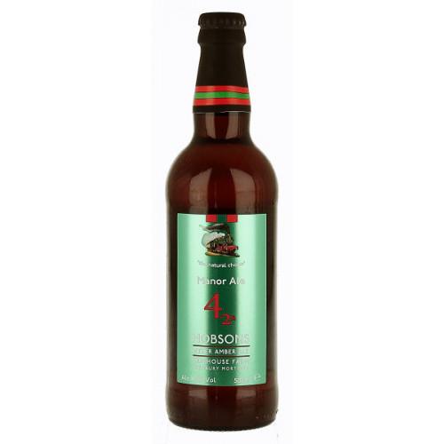 Hobsons Manor Ale