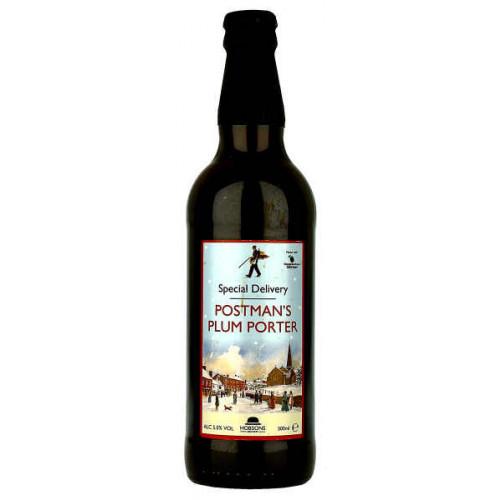 Hobsons Postmans Plum Porter (B/B Date 10/01/19)