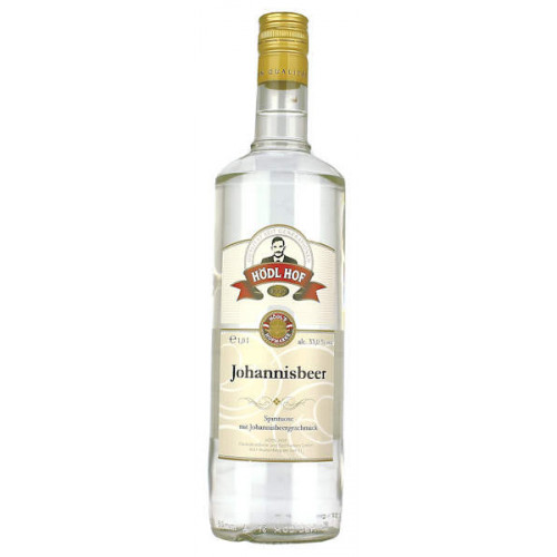 Hodl Hof Johannisbeergeist (Blackcurrant) Schnapps