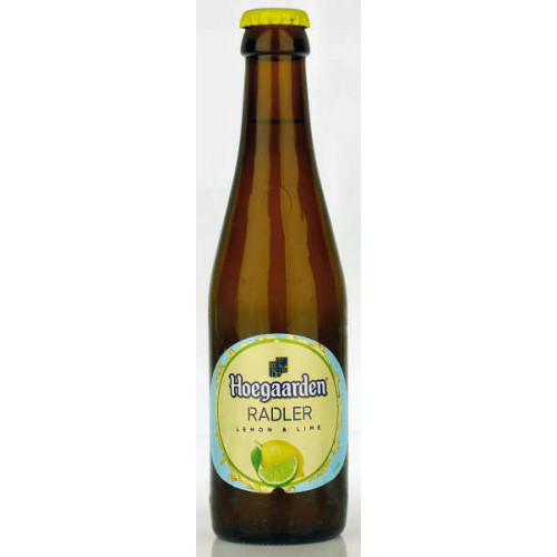 Hoegaarden Radler Lemon and Lime