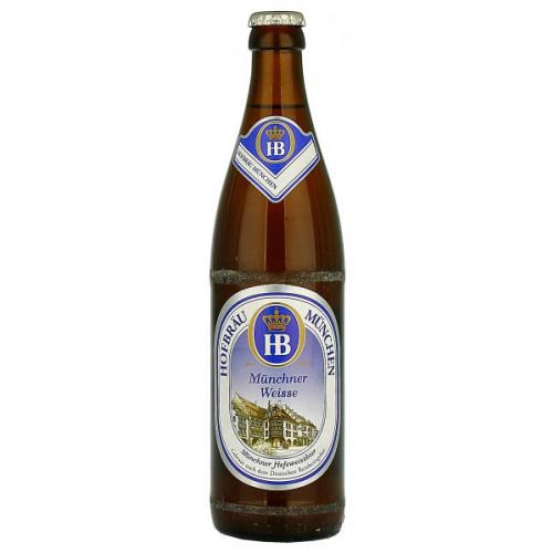Hofbrau Munchner Kindl Weissbier