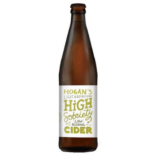 Hogan's High Sobriety Cider