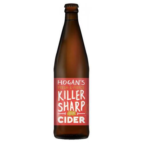 Hogan's Killer Sharp Cider