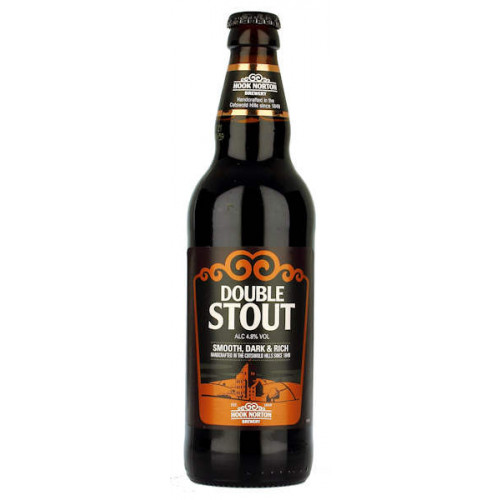 Hook Norton Double Stout (B/B Date 09/08/19)
