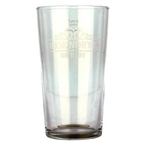 Hook Norton Glass (Pint)