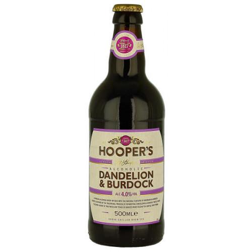 Hoopers Alcoholic Dandelion and Burdock