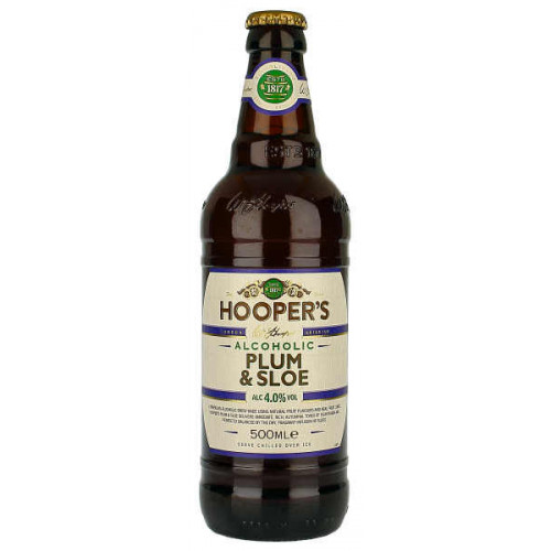 Hoopers Alcoholic Plum and Sloe