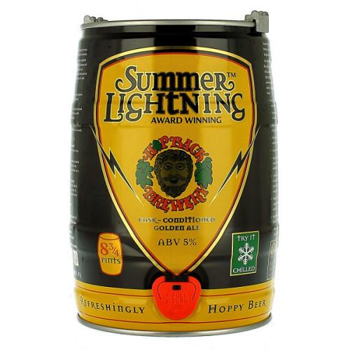 Hop Back Summer Lightning 5 Litre mini keg