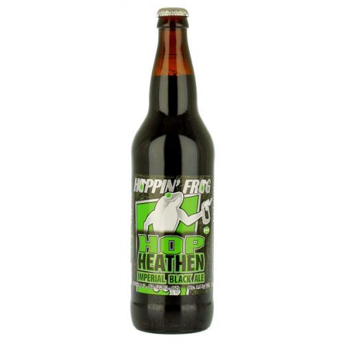 Hoppin Frog Hop Heathen Imperial Black Ale