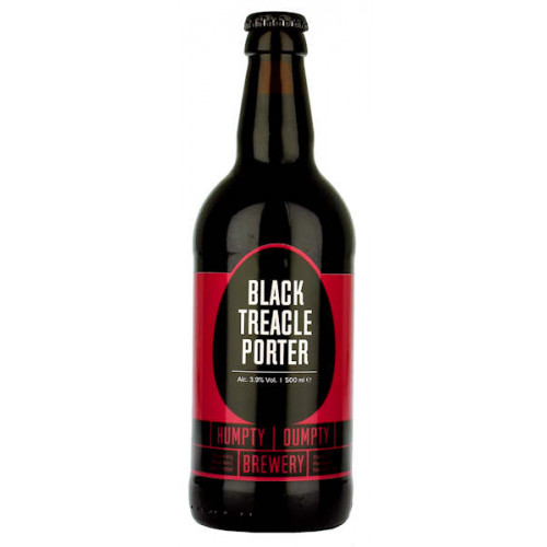 Humpty Dumpty Black Treacle Porter