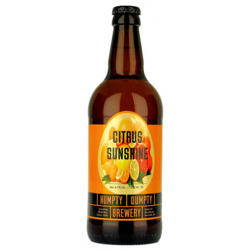 Humpty Dumpty Citrus Sunshine